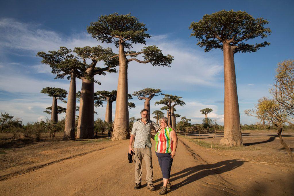 Corinne Jim Avenue of the Baobobs.