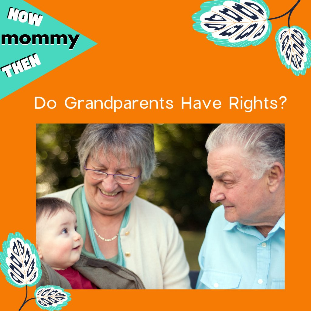 Do Grandparents Have Rights?
