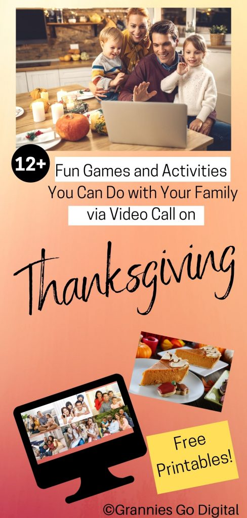 12+ Thanksgiving Games and Activities with free printables!
